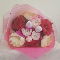 Bouquet naissance pour fille