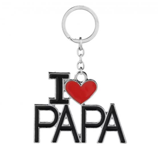 PORTE-CLEF «PAPA»