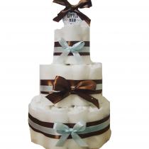 Gâteau de Couche pour garçon «Little boy»