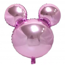 Ballon  » Minnie rose »
